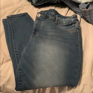 Maurice's jeggings 20w short